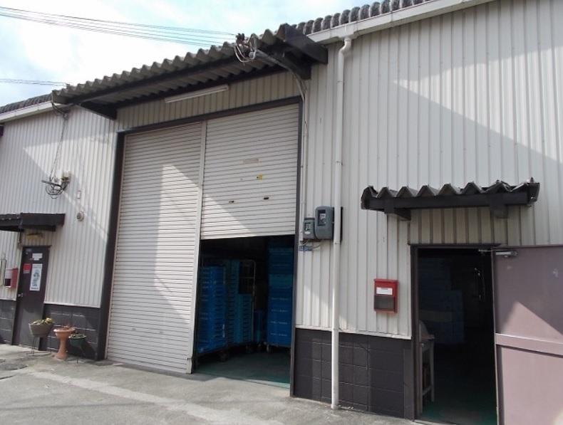 大津市 JR瀬田駅徒歩23分 約44坪倉庫