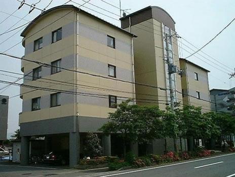 栗東市 JR栗東駅徒歩7分 1階約42坪スケルトンテナント 駐車場複数台あり