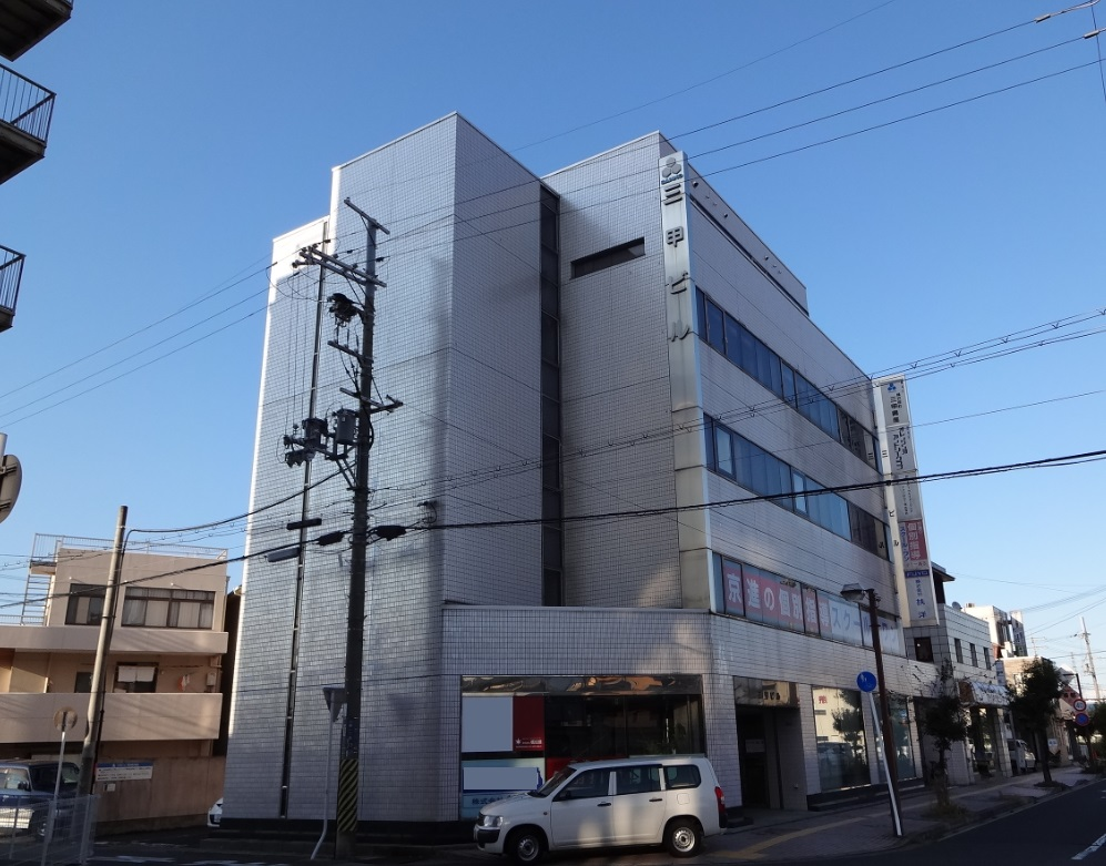 野洲市 JR野洲駅徒歩1分 1F約34坪店舗事務所テナント