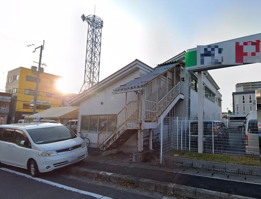 大津市 JR湖西線堅田駅徒歩4分 2階約52坪スケルトンテナント