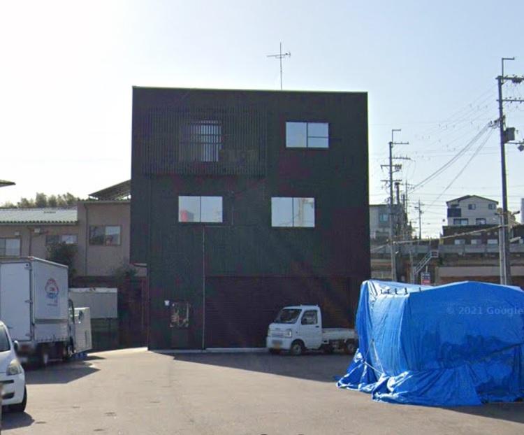 大津市 JR湖西線小野駅徒歩7分 3階建住宅付店舗