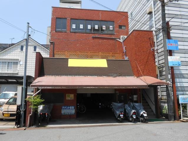 近江八幡市 JR近江八幡駅徒歩2分 3階事務所向けテナント
