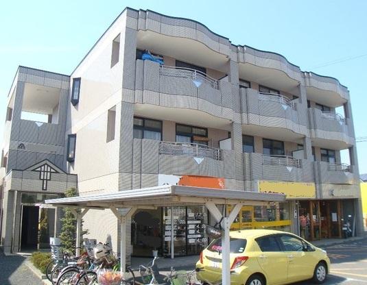 近江八幡市 JR近江八幡駅徒歩12分 生活道路沿い1階テナント