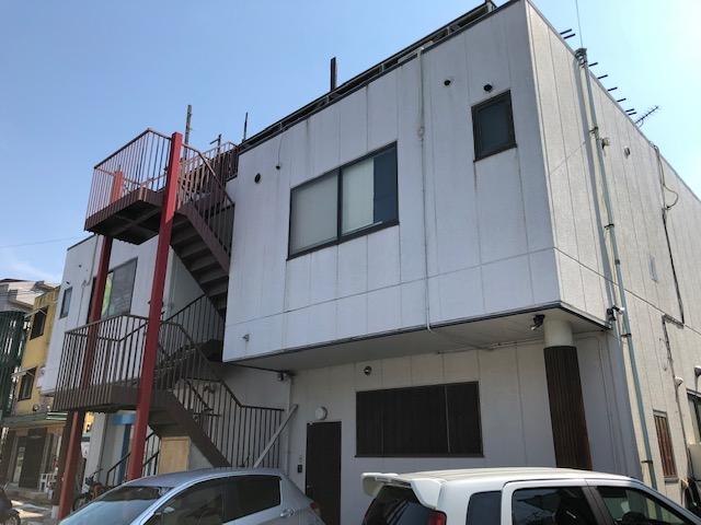 草津市 JR南草津徒歩23分 隠れ家的な1階テナント
