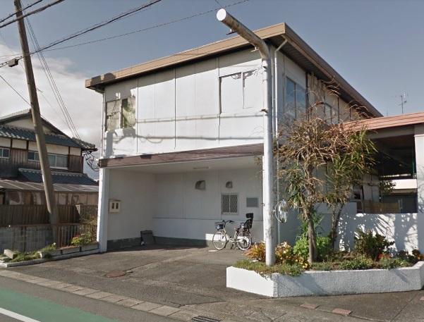 草津市駒井沢エリア 事務所付倉庫テナント 駐車場7台駐車可能