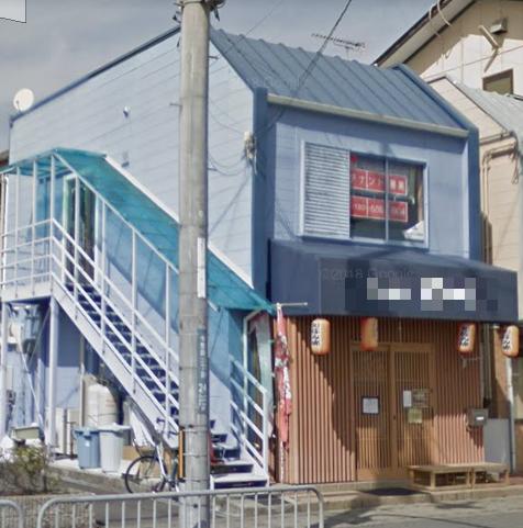 大津市 JR湖西線堅田駅徒歩12分、事務所、エステ等に適した2階約11坪テナント
