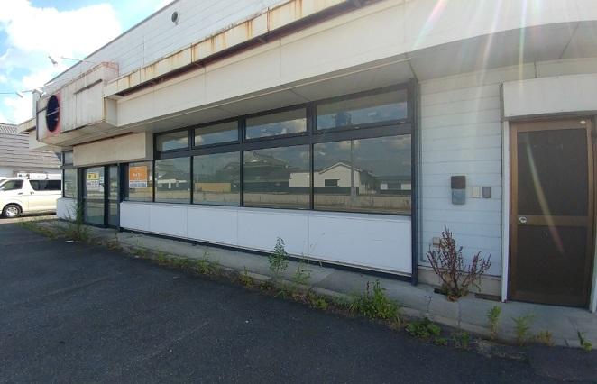 近江八幡市 1階店舗事務所テナント 幹線通りに面す
