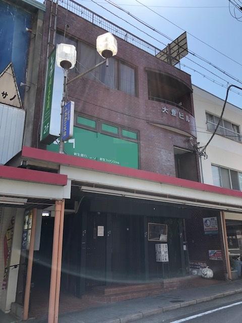 大津市 JR大津駅徒歩3分 事務所、教室などに適した駅前2階テナント