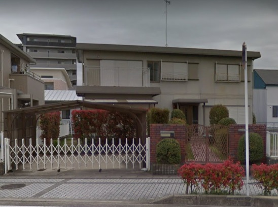 守山市 JR守山駅徒歩10分 戸建テナント 介護・福祉事業にいかがですか?