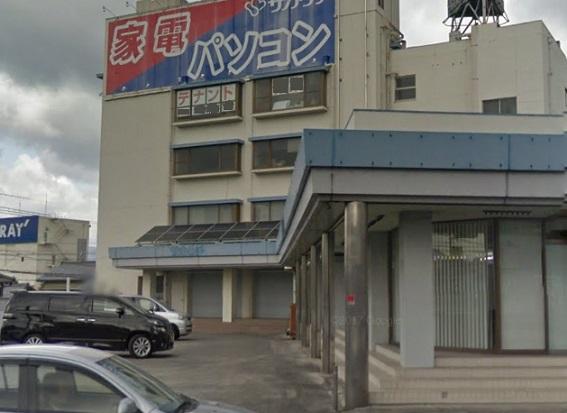 大津市 JR瀬田駅徒歩8分、国道1号線沿い約66坪テナント。