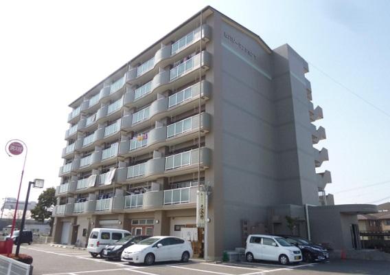 栗東市 高野エリア 生活道路沿い2F約19坪事務所・エステ向けテナント!