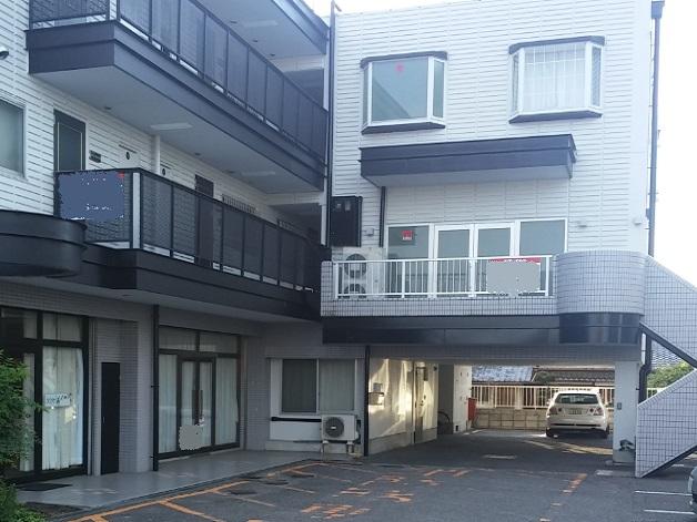 栗東市 JR栗東駅徒歩17分 2F約20坪テナント