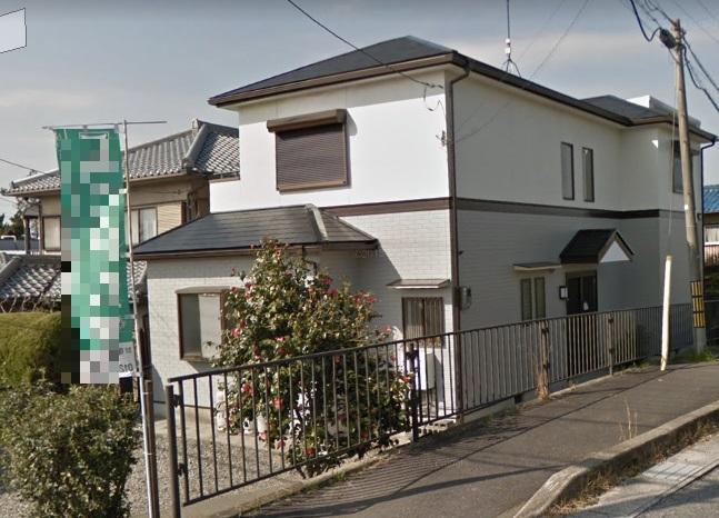 草津市新浜町テナント。幹線道路沿い約36坪、戸建物件、店舗利用相談可能。