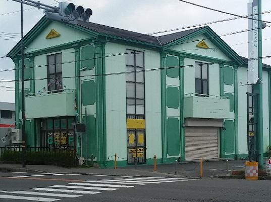 近江八幡市 8号線沿い戸建店舗テナント
