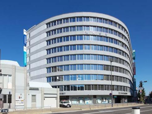 大津市 事務所。JR大津駅前徒歩1分、オフィスビル3階テナント。
