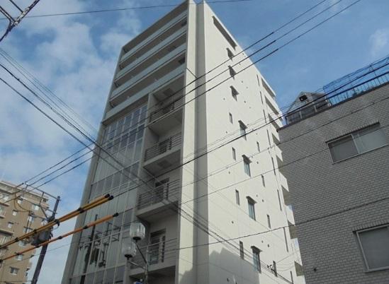 大津市 JR大津駅徒歩4分、3F約20坪貸事務所テナント!
