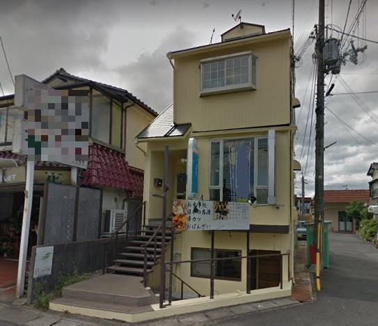 草津市上笠エリア 約12坪 飲食店跡テナント