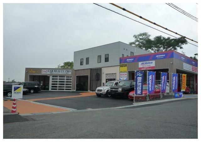 守山市 商業施設近隣、2F約4坪事務所向き店舗 分割プラン