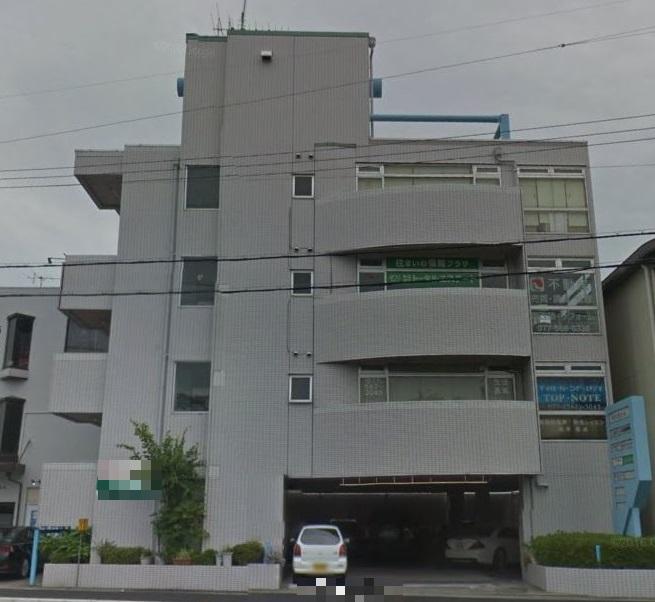 草津市 JR草津駅徒歩17分 草津市役所近く3Fテナント エレベーターあり