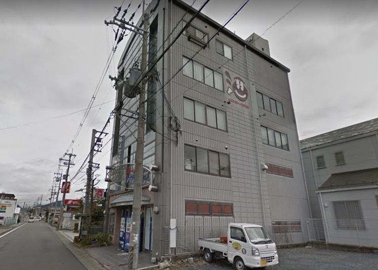 近江八幡市 JR近江八幡駅徒歩2分 4F約10坪事務所向けテナント