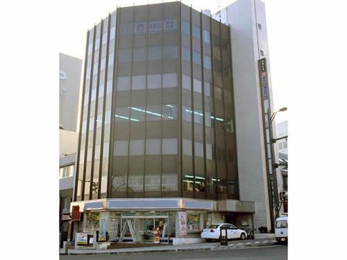 大津市 JR大津駅徒歩4分 中央大通り沿い6F事務所テナント