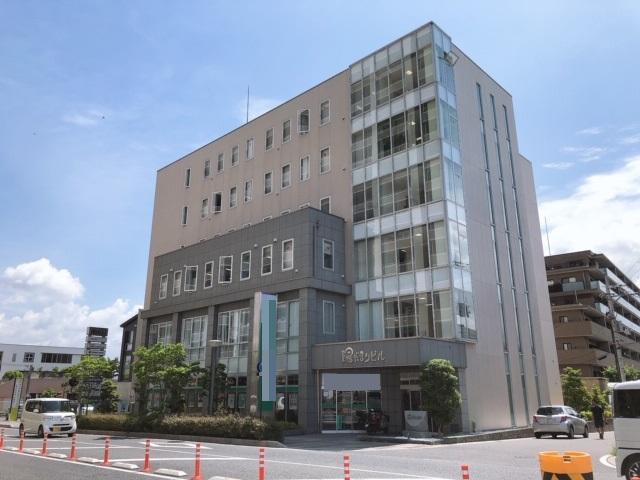 草津市 JR草津駅徒歩6分 4階約71坪事務所テナント