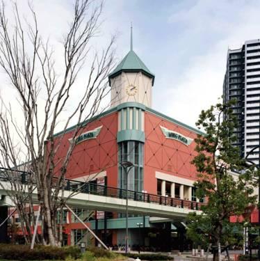 栗東市 JR栗東駅前商業施設 2階約28坪テナント区画♪