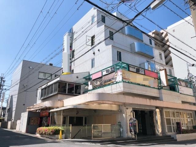 大津市 JR瀬田駅徒歩3分 4階約18坪テナント