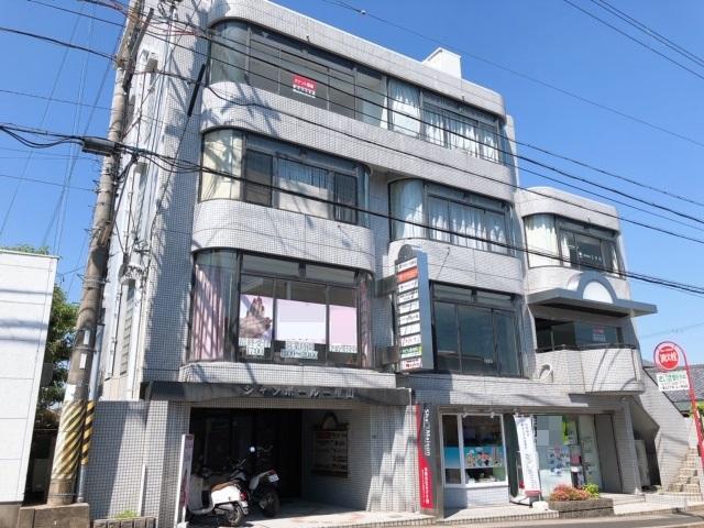 大津市 JR瀬田駅徒歩11分、瀬田学園通り沿い、2F事務所テナント