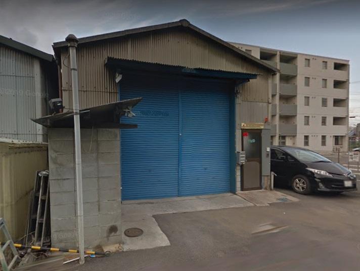 栗東市 約54坪倉庫テナント