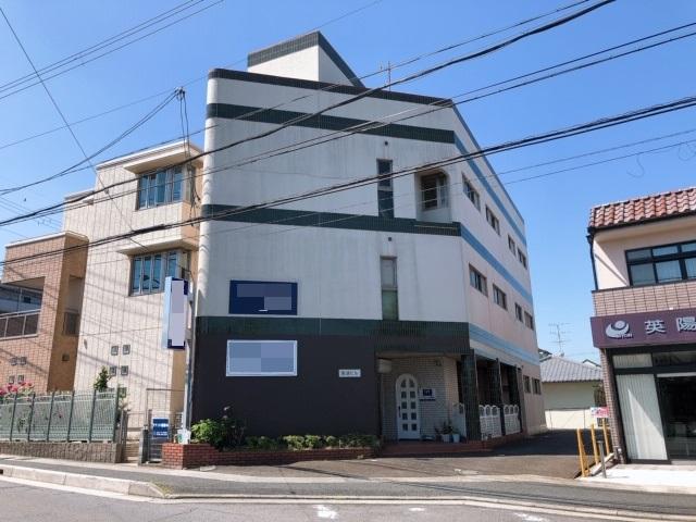 大津市 JR瀬田駅徒歩11分 学園通り沿い 3階約25坪事務所テナント