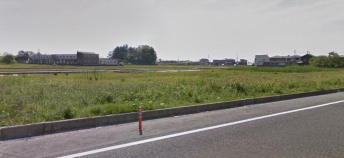 大津市 JR湖西線和邇駅徒歩4分 幹線道路沿い 沿道サービス店舗限定 約214坪の事業用地