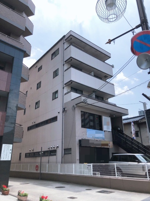 大津市 JR石山駅徒歩7分 石山商店街沿い2F約17坪テナント