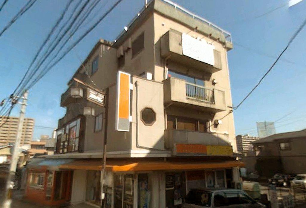 大津市 JR膳所駅徒歩5分 膳所ときめき坂エリア 2階約4坪テナント