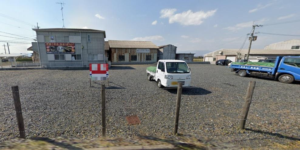 草津市 下物エリア 資材置場向き約345坪事業用借地