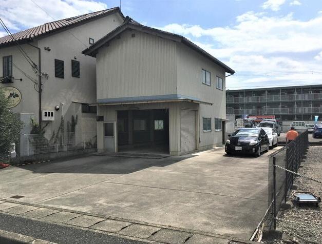 近江八幡市 2号線沿い倉庫テナント