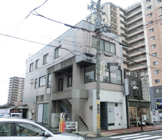 大津市 JR石山駅徒歩5分 石山商店街沿い 視認性高い1階店舗テナント☆ 飲食不可