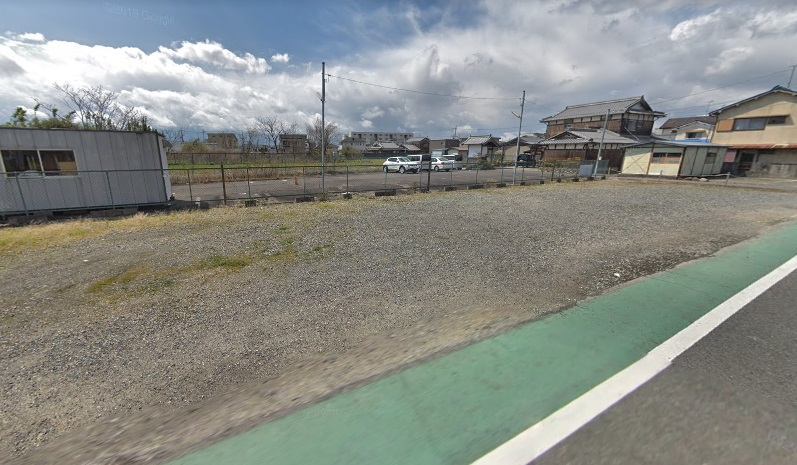 守山市 レインボーロード近く 資材置場向き約88坪事業用借地