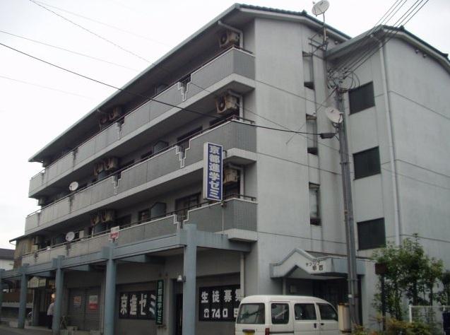 湖南市 菩提寺エリア 1階約15坪店舗事務所テナント