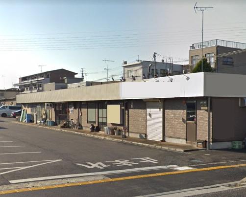 守山市 県道2号線沿い 1階約10坪テナント お客様共用駐車場有