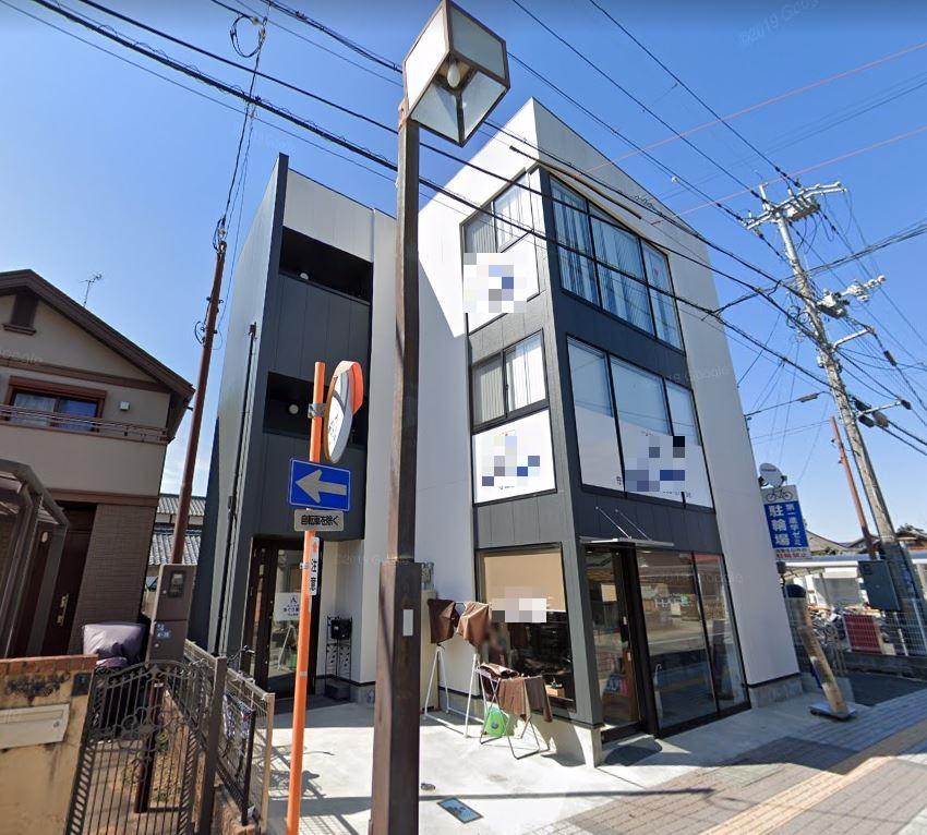 守山市 JR守山駅徒歩7分 2-3階テナント 事務所、教室におすすめ♪