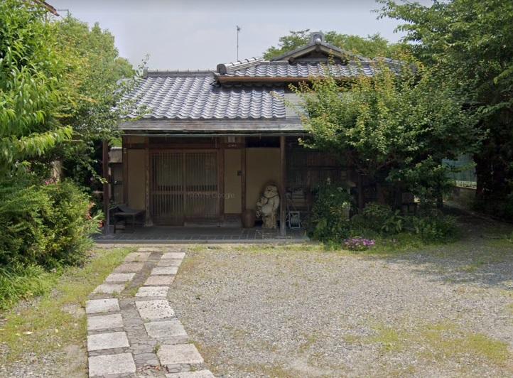 大津市 日吉大社近くの飲食店(懐石料理)跡店舗テナント