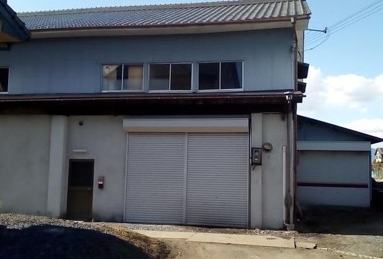 草津市木川エリア 約34坪貸し作業所テナント