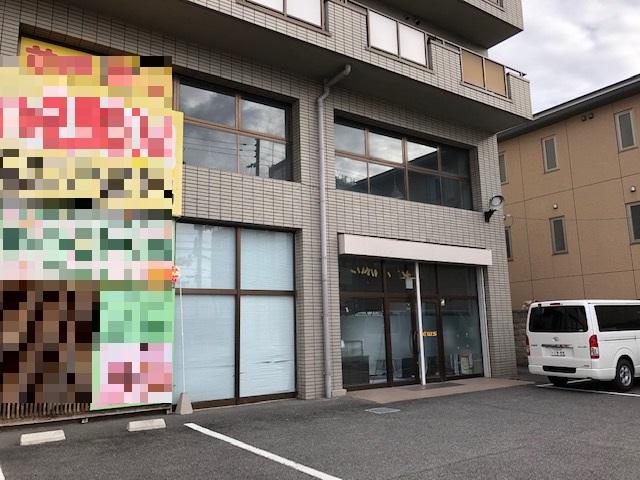 近江八幡市 JR近江八幡駅徒歩15分 ブーメラン通り沿い1階約52坪店舗テナント