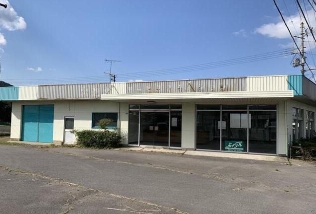甲賀市土山エリア 約60坪貸店舗テナント