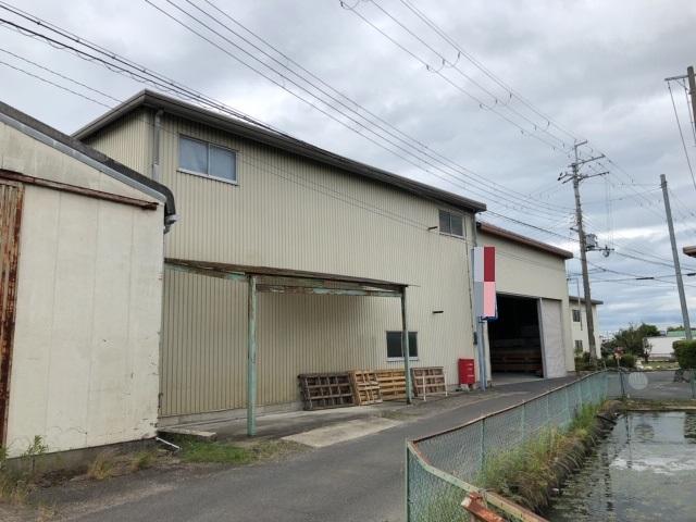 守山市 幹線道路沿い 工場、倉庫、資材置場向きテナント