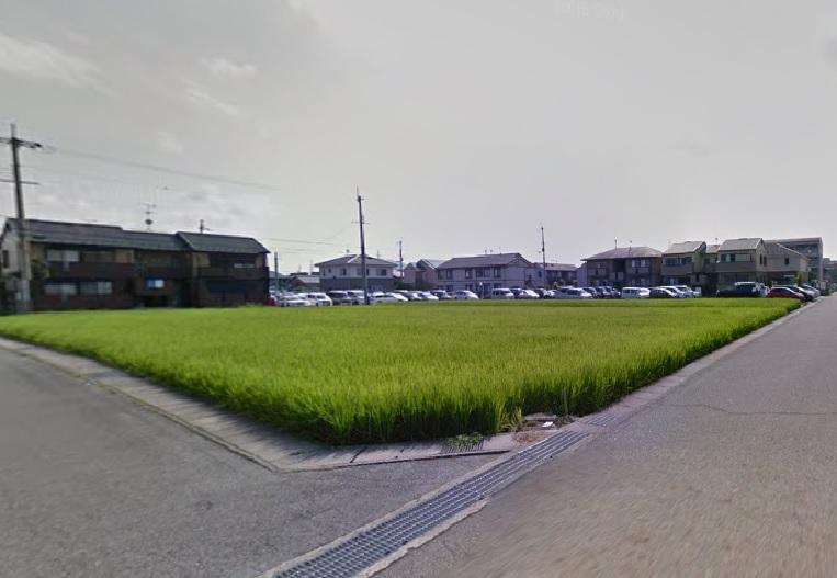 栗東市 JR栗東駅徒歩22分 接道100m!約364坪事業用借地