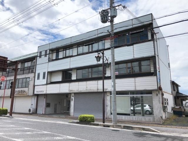 守山市 JR守山駅徒歩18分 幹線道路沿いオフィスビル3階テナント