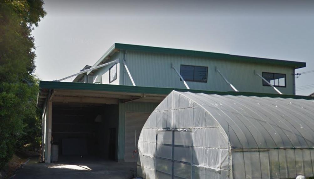 野洲市 吉地エリア クレーン付き貸倉庫