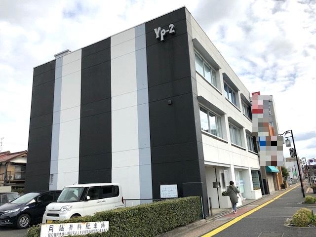 近江八幡市 JR近江八幡駅徒歩3分!ぶーめらん通り沿い2F約7坪テナント